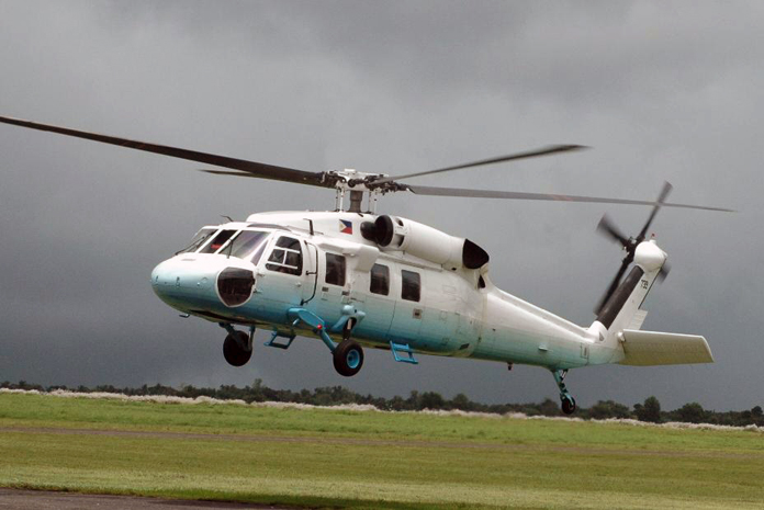 Sikorsky H-60 Black Hawk (S-70A) philippin