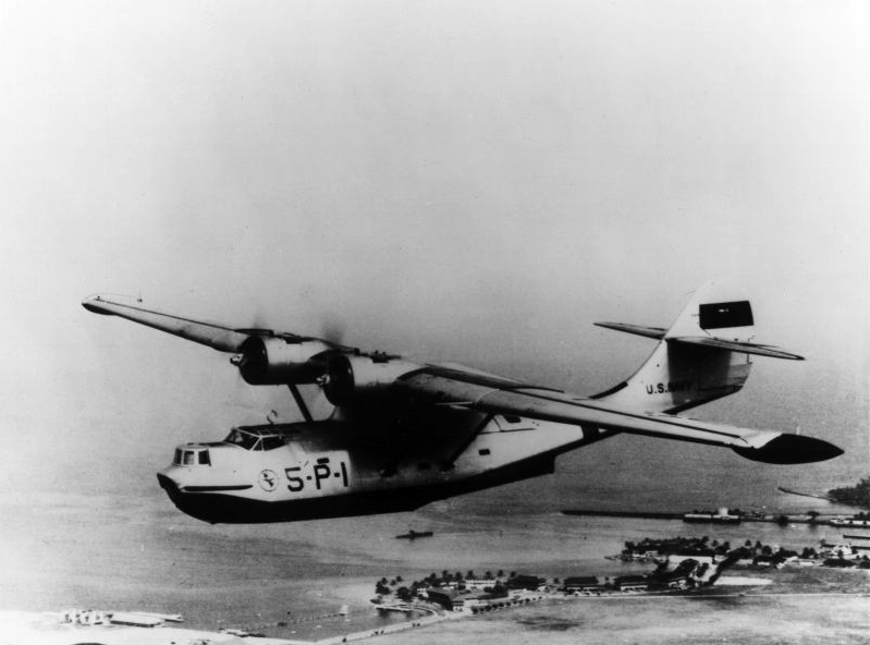Consolidated PBY-3 Catalina de l'US Navy