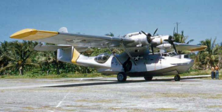 Consolidated PBY-6A Catalina de l'USCG