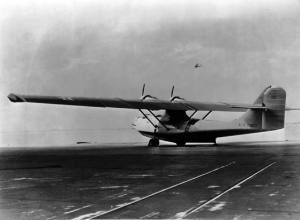 Consolidated XPBY-1 Catalina