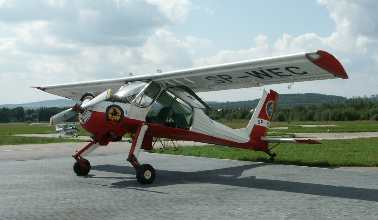PZL-104 Wilga 35A civil
