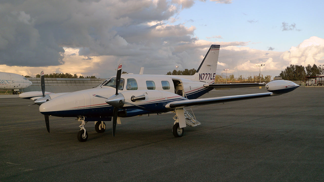 Piper PA-31T Navajo civil