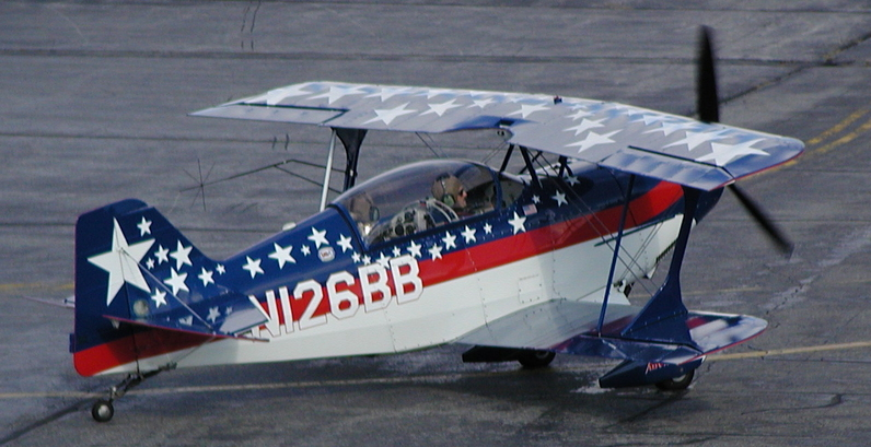 Pitts Special S-2C