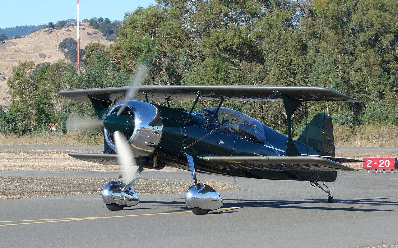 Pitts Special Model 12