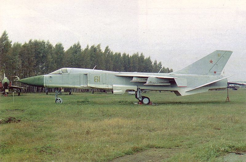 Sukhoï Su-24 Fencer - Prototype T-6-1