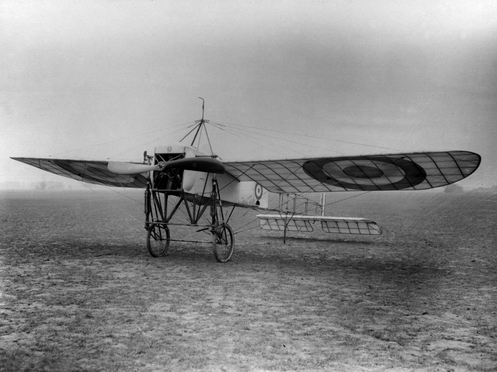 Blériot XI du Royal Flying Corps