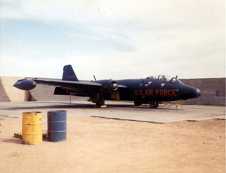 Martin RB-57E Night Intruder de l'USAF