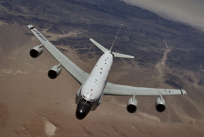 Boeing RC-135 Rivet Joint de l'USAF