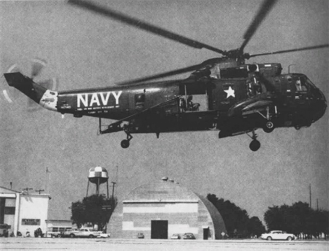 Sikorsky RH-3A Sea King de l'US Navy