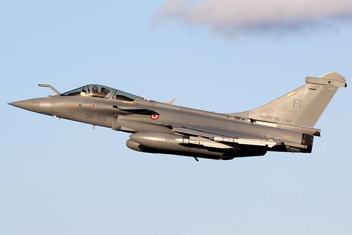 Aviationsmilitaires Net Dassault Rafale