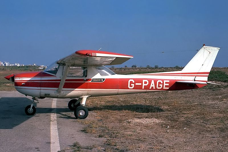 Cessna 150 (F150A) civil