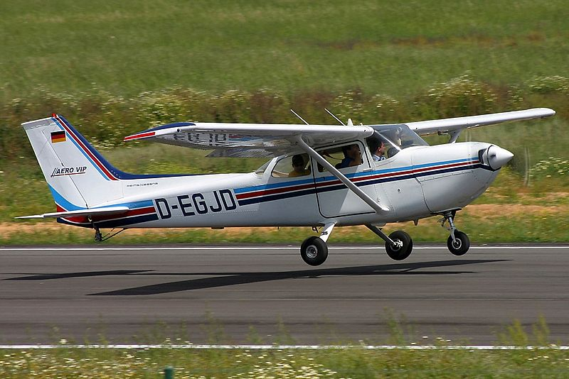 Cessna 172 (F172J) civil