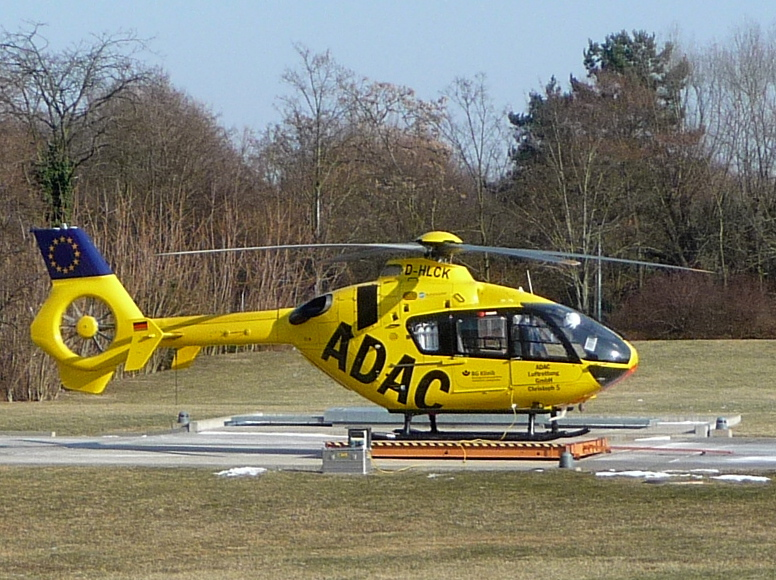 Eurocopter EC135 P2+ civil