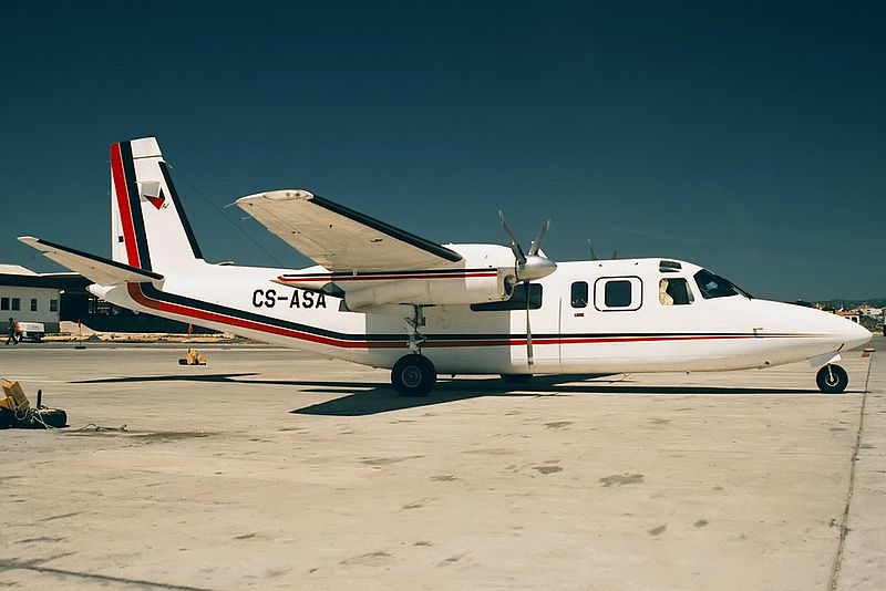 Aero Commander 690B civil