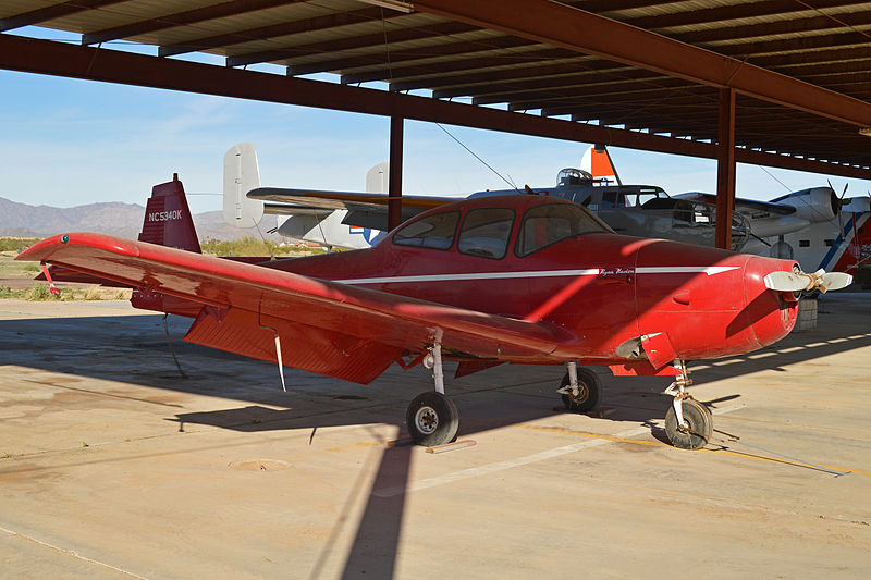 North American Navion B civil