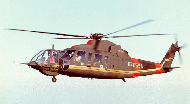 Sikorsky S-76 Spirit SHADOW