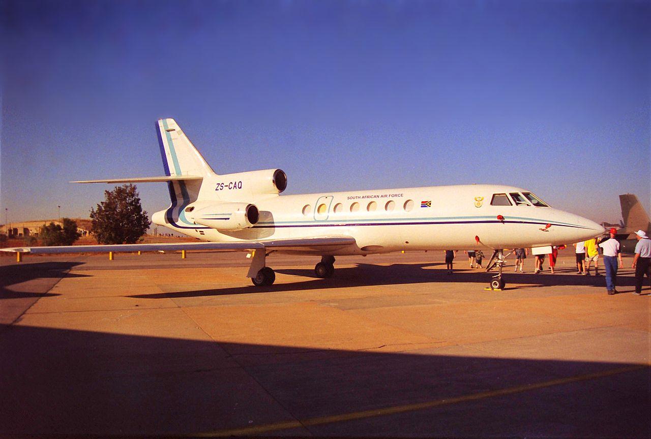 aviationsmilitaires   dassault falcon 50