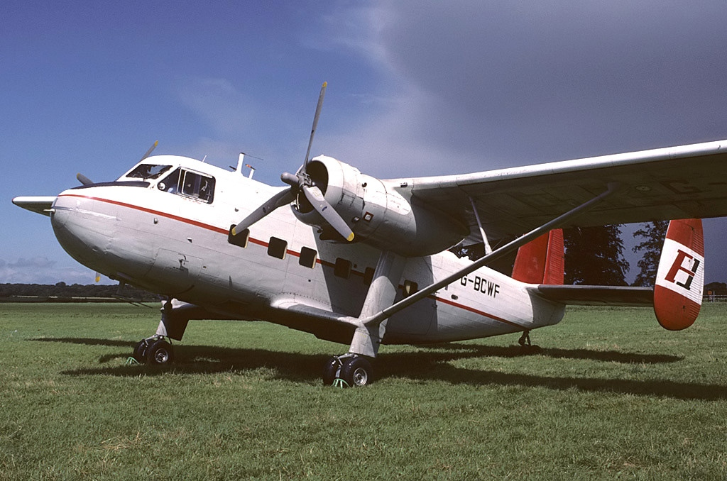 Scottish Twin Pioneer Series 1
