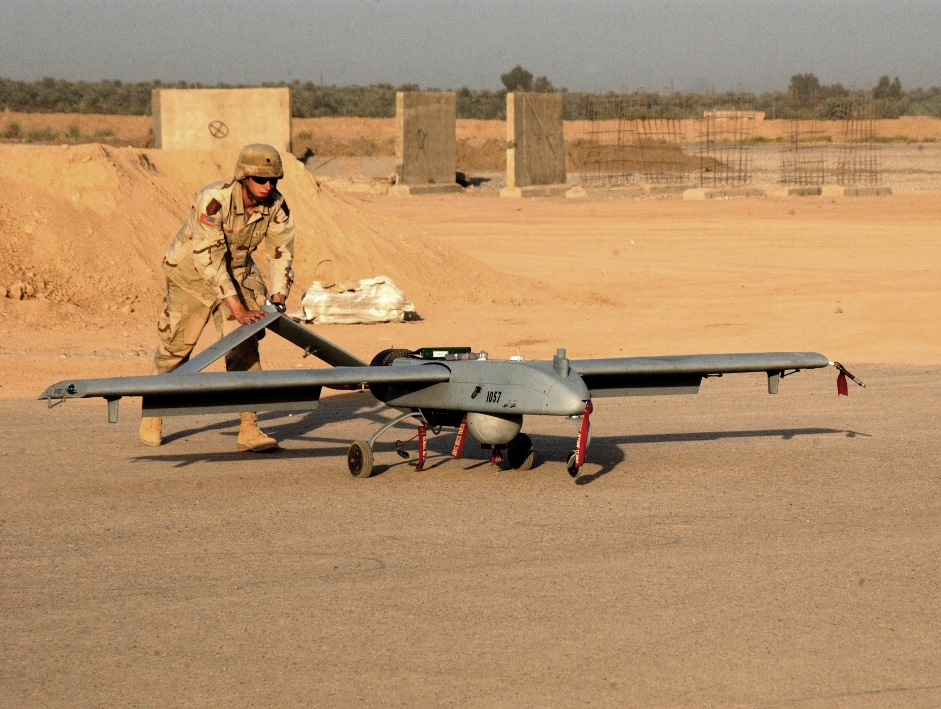AAI RQ-7 Shadow 200 de l'US Army