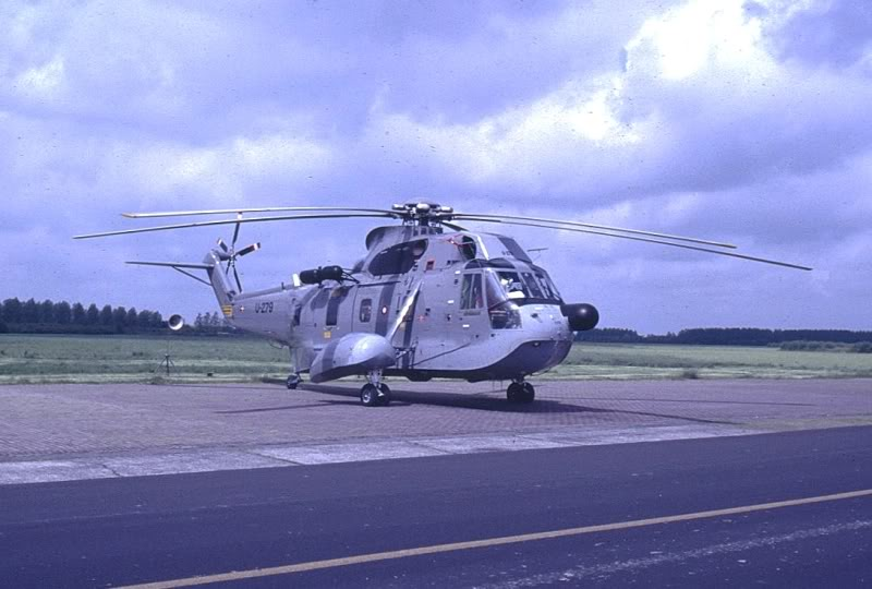 Sikorsky S.61A-1 Sea King danois