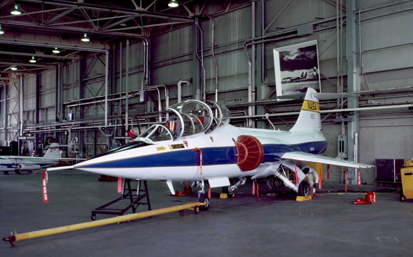 Lockheed TF-104G Starfighter de la NASA