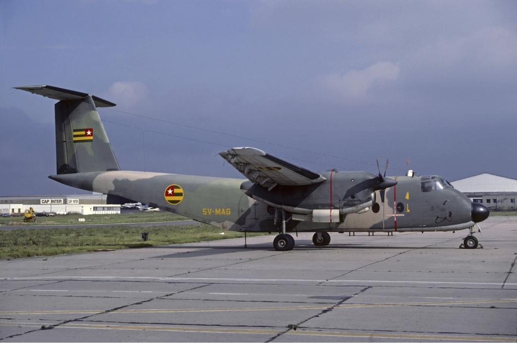 Armée de l'Air togolaise