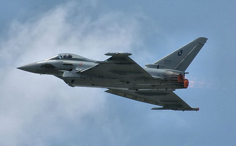 Eurofighter EF-2000 Typhoon monoplace italien