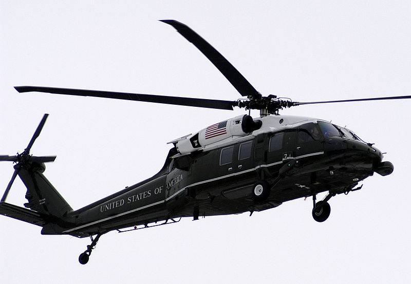 "Sikorsky VH-60N White Hawk ""Marine One"""