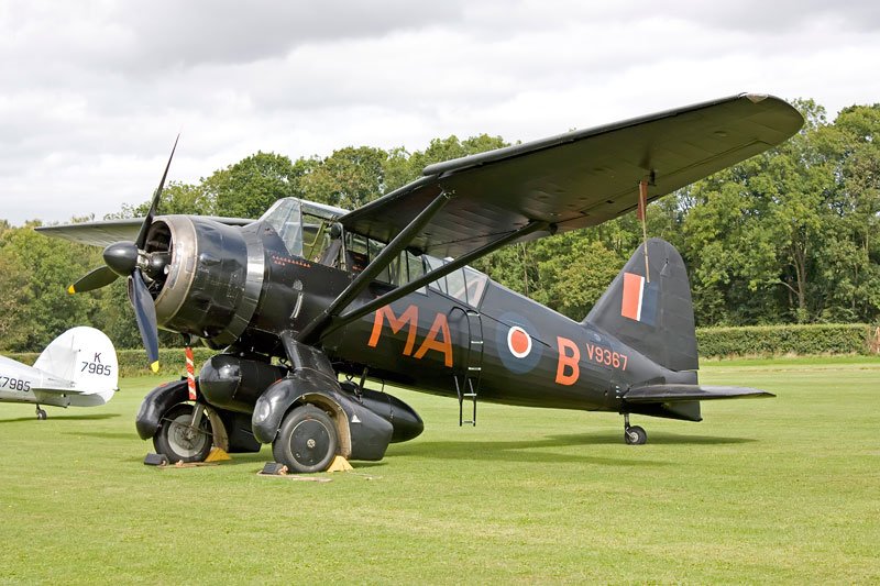 Westland Lysander III SCW de collection
