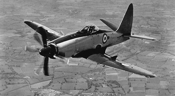 Westland Wyvern S4 de la Royal Navy