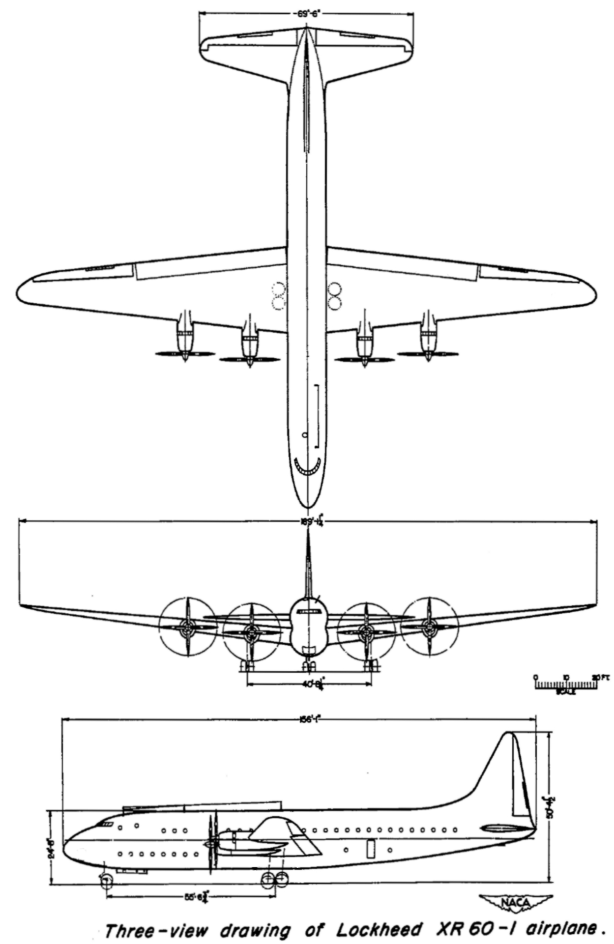 Lockheed R6V Constitution
