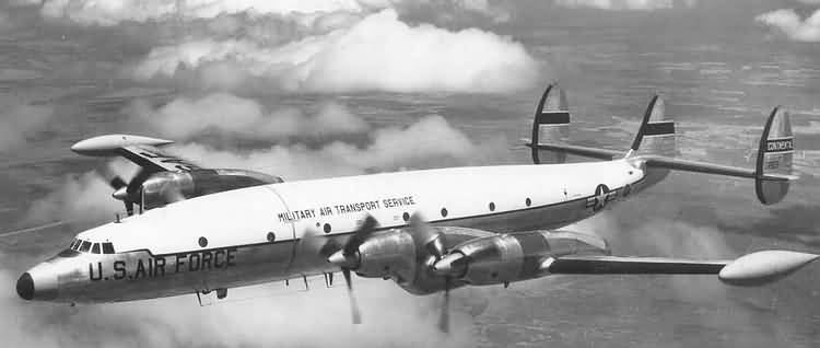 Lockheed YC-121F Super Constellation