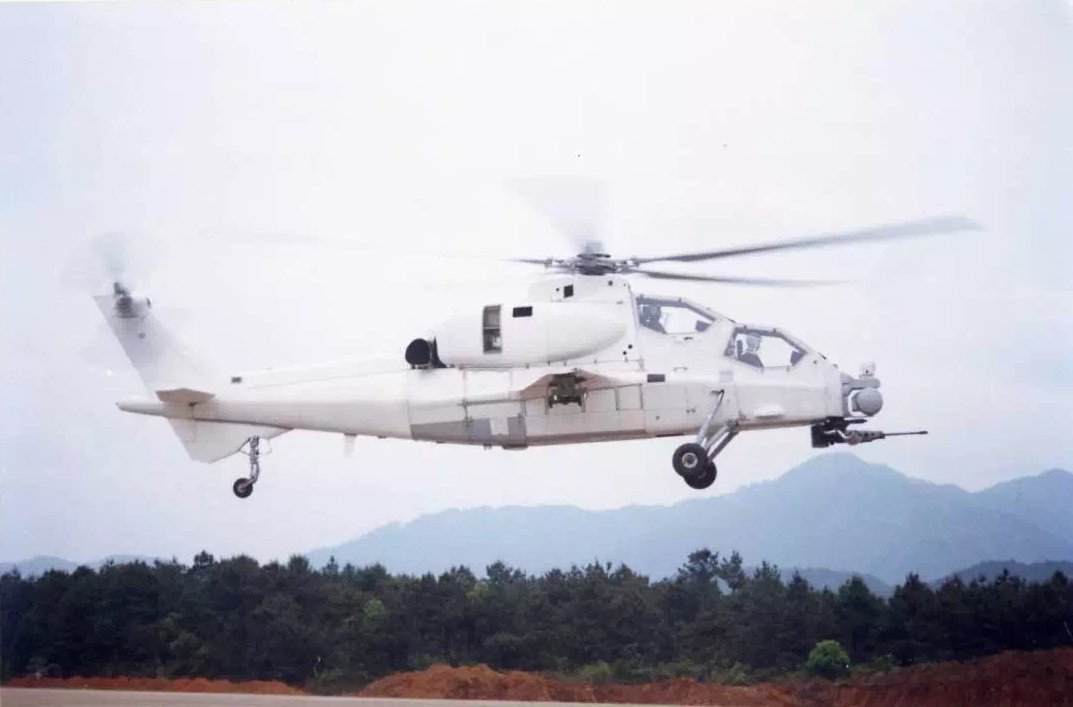 Changhe Z-10 - Prototype