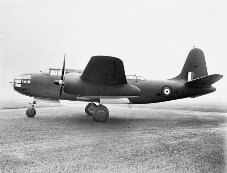 Douglas A-20 Boston (DB-7) de la RAF