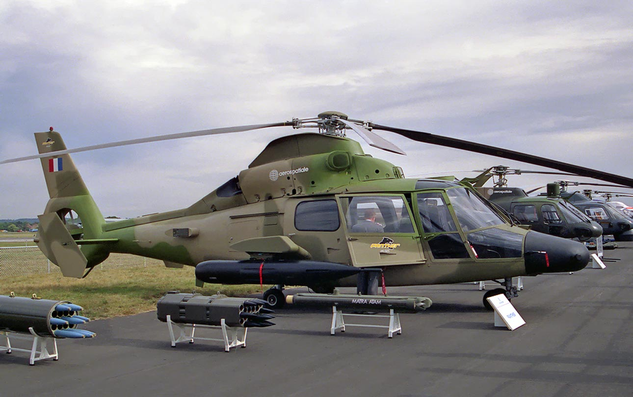Aérospatiale AS565 Panther - Prototype