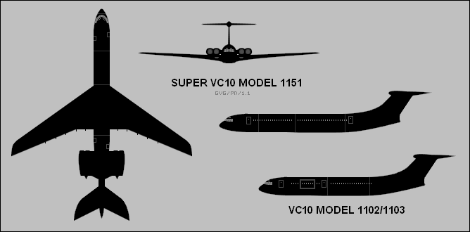 Vickers VC10 C.1