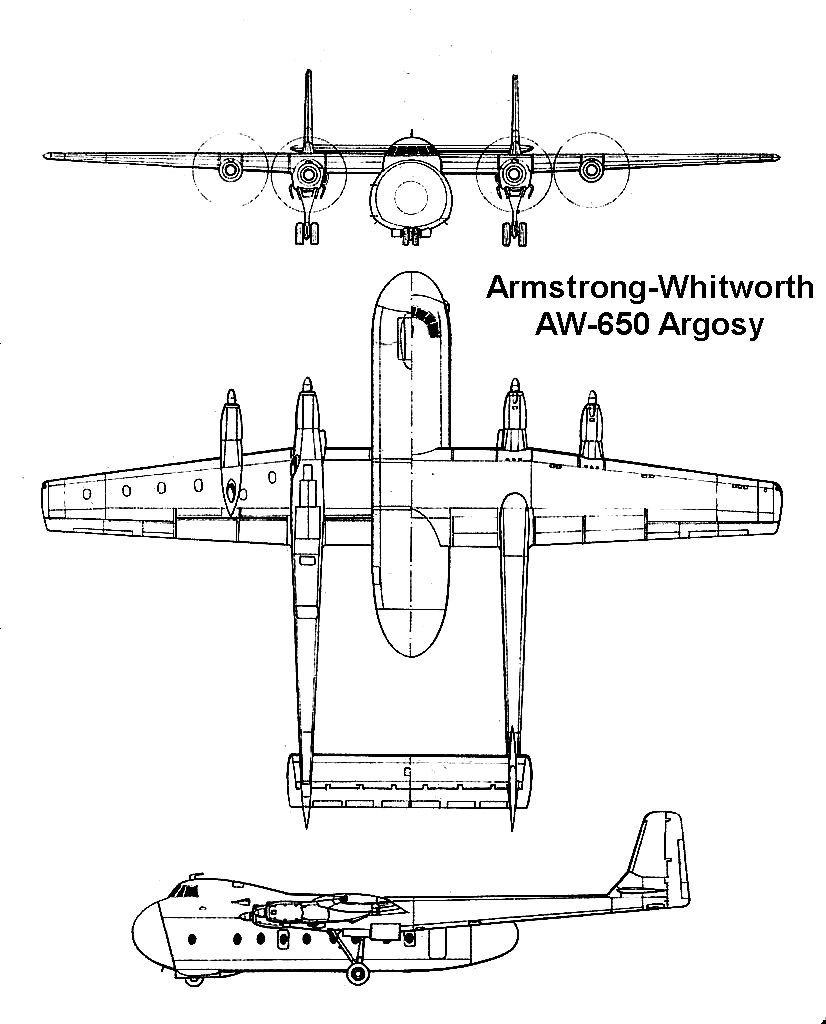 Armstrong Whithworth Argosy C.1