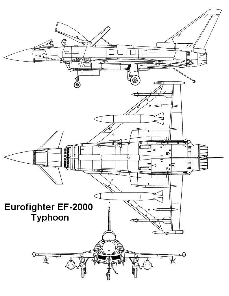 Eurofighter EF-2000 Typhoon FGR.4